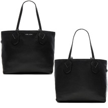 Marc Jacobs M0009567 Dual Reversible Black Leather Tote Bag NWT - ₨20,495.79 INR