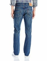 Levi's Strauss 501 Men's Straight Leg Original Fit Button Fly Jeans 501-2367 image 2