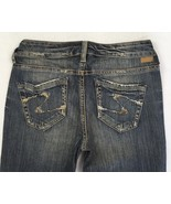 SILVER JEANS Sale New Buckle Mid Rise Lexi Curvy Straight Stretch Jean 2... - $23.34
