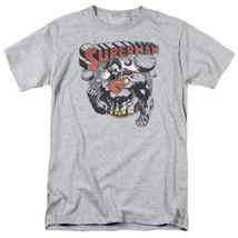 Superman T-shirt DC Action Comics American superhero graphic tee SM2211 image 1