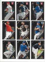 2013 Panini Pinnacle Baseball ( Rookie Rc's, Stars, Hof ) Who Do You Need!!! - $0.99+