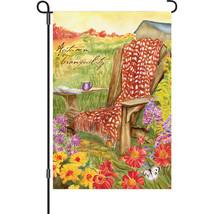 """Auumn Tranquility (12"""" x 18"""" Approx) Garden Flag..3... PR 51587 - $9.99"""