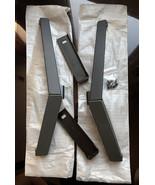 OEM Sony XBR-75X800G / XBR75X800G Stand Legs W/Screws #474570601 4745707... - $54.44