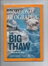 National Geographic - June 2007  - Big Thaw, Naming Plants, China's Boom... - $0.97