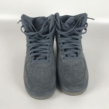 Nike Air Force 1 High '07 Basketball Mens Shoes 10 Blue Black 315121 415 image 2
