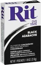 Rit Dye Powdered Fabric Dye Black New Free Shipping - ₨334.66 INR