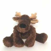 "Hallmark Cards Reindeer Plush Beanie Bell Ribbon 10"" Floppy - ₹1,121.33 INR"