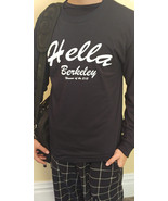 "HELLA BERKELEY HEROIC ""FARM LOGO"" LONG SLEEVED TEE - $20.99"