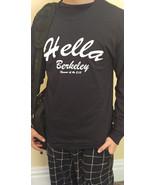 "HELLA BERKELEY CLOTHING™ HEROIC ""FARM LOGO"" LONG SLEEVED TEE - $20.99"
