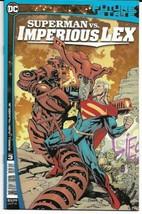 FUTURE STATE SUPERMAN VS IMPERIOUS LEX #3 (OF 3) CVR A YANICK PAQUETTE (... - $4.59