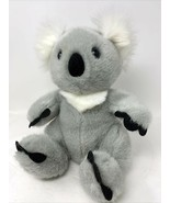 "Build a Bear Plush Koala Bear Gray White Soft Toy 10"" Stuffed Animal BABW  - $12.00"