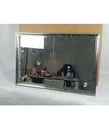 Mid Century Sliding Double Door Medicine Cabinet   - $74.24