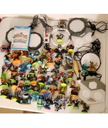 75pc Lot SKYLANDERS, Portals, Brush, Swap Force, Trap, WII U Game, Epic ... - $350.28