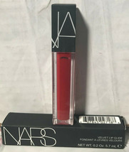 Nars Velvet Lip Glide, Le Palace, 0.2 Ounce - USED COUPLE TIMES - $9.66