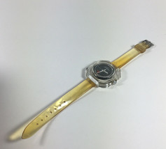 Vintage Chateau Watch For Parts Or Repair E Gluck Trading Company - $54.45