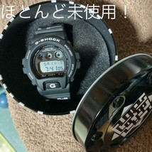 CASIO G-SHOCK DW6900TH-1JR Limited Hotei Model Black with Cace (Rare) - $414.04