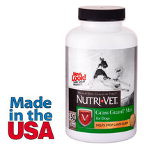 Lawn Burn Control for Dogs 150 Liver Chewable Tablets Made in USA - $16.82