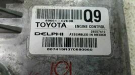 2017 Toyota Corolla Engine Computer Ecu Ecm - $113.85