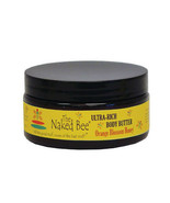 The Naked Bee ORANGE BLOSSOM HONEY Body Butter Ultra-Rich  Organic 8 OZ - $16.88