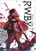 RWBY OFFICIAL MANGA ANTHOLOGY Vol.1 Japanese Comic Manga Shirow Miwa  - $31.40