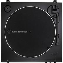 Audio Technica AT LP 60X Black Turntable Fully Automatic Stereo Record Player - image 3