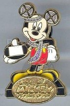 Disney Filmic Mickey 75 Years by Kataneh Vahdani for California Institute pin - $14.69