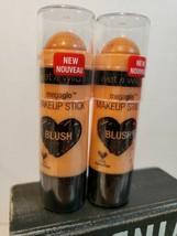 Lot 2 Wet n Wild MegaGlo Makeup Stick CONCEAL 802A hustle & glow 0.21 (A16) - $12.00