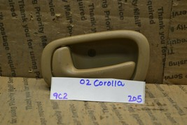 98-02 Toyota Corolla Front Left or Rear Interior Door 6927802040 Handle 205-9c2 - $9.49