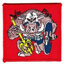 United States Navy Sea Air and Land Special Forces Military Patch WAR PIG NEW!!! - $11.87
