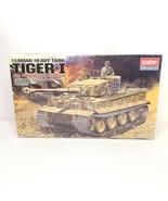 ACADEMY 1/35 Plastic Model Kit German Tiger-I Heavy Tank Mid Production ... - $79.15