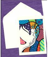 ArtScroll Shalom Dove New Year Holiday Greeting Cards set 10  Ilana Land... - $17.77