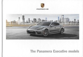 2014 Porsche PANAMERA EXECUTIVE hardcover book brochure catalog US 14 4S... - $20.00