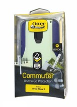 Otterbox Commuter Case Cover for Motorola Droid Maxx 2 Teal Purple NEW OEM - $1.160,55 MXN