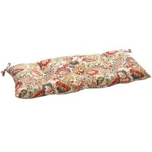 Pillow Perfect Indoor/Outdoor Zoe Multicolor Swing/Bench Cushion - £40.39 GBP