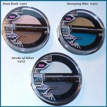 LOT of 3 MAYBELLINE COLOR MOLTEN EYE SHADOW DUO #403 #400 #401  FREE GIFT - $8.25