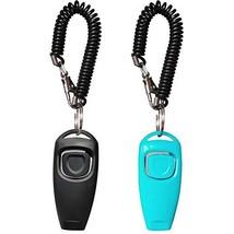 NewNewStar Pet Training Clicker Whistle with Wrist Strap - Dog Training ... - $10.77 CAD