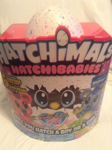 Hatchimals Hatchibabies Koalabee New factory sealed 1 set Easter egg