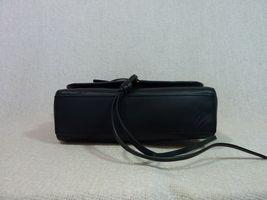 NWT Tory Burch Black Leather Miller Metal Cross-Body Bag/Mini Shoulder Bag $398 image 6