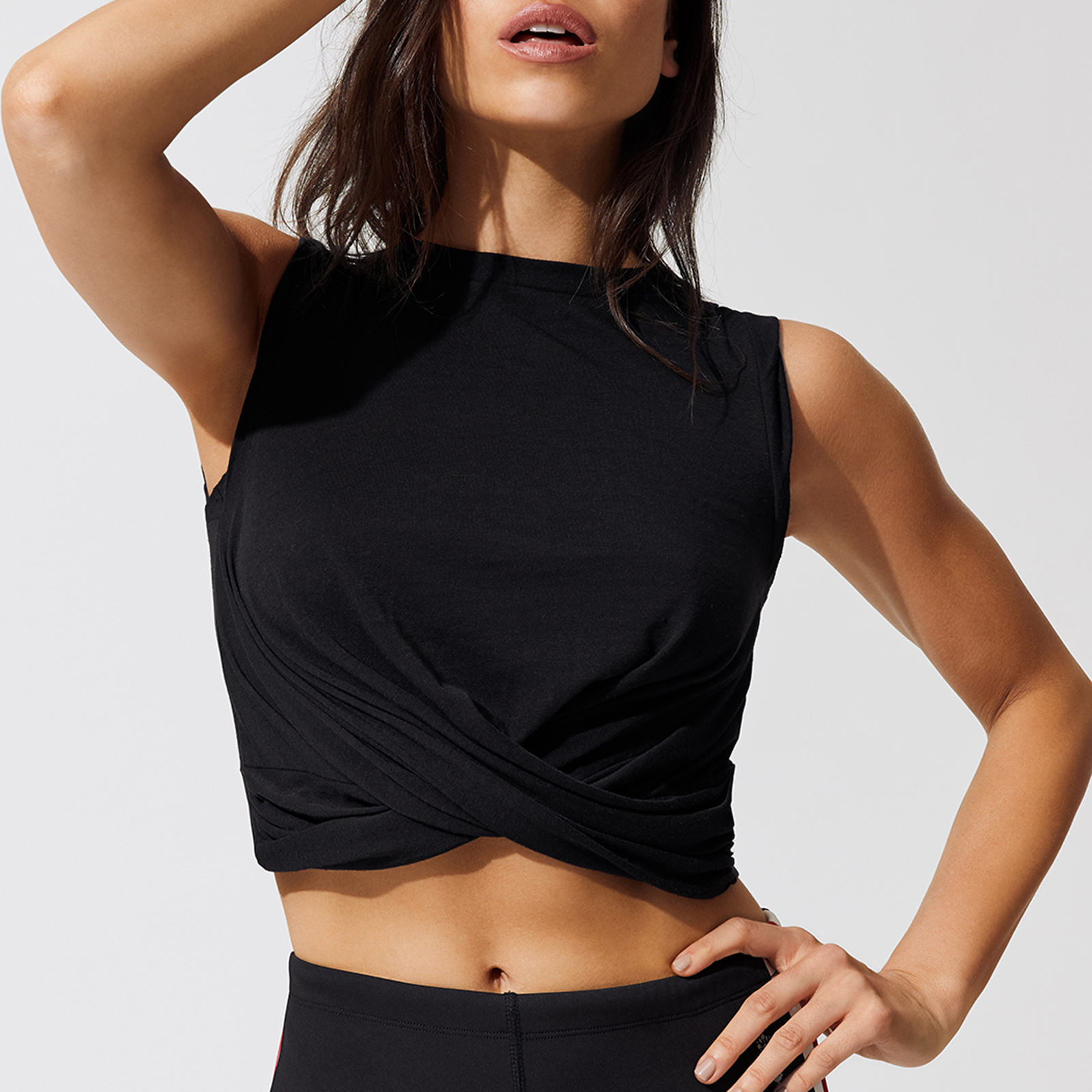 Free People FP Movement Women Activewear Sculpt Crop