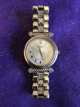 Women's Brighton Highland Park Watch Silver Silvertone - $68.95