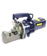 """Portable Rebar Cutter Electric Hydraulic 1"""" 25mm Rebar Rod Bar Cutting R... - $494.99"""