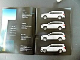 2017 mercedes gls 350d owners sales brochure new original amg 63 gls 550 gls 450 - $12.41