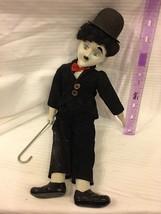 Charlie Chaplin Doll - $49.50
