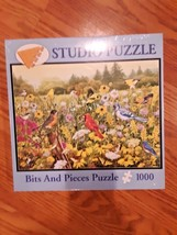 1000 Bits and Pieces Puzzle - The Gathering Greg Giordano - $8.89