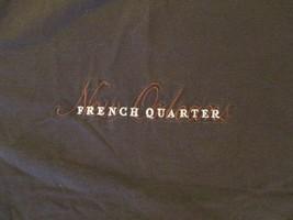 New Orleans Louisianna LA French Quarter T Shirt Size L - $2.99