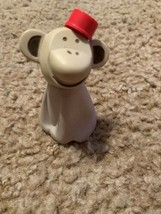 Avon Monkey in a Red Fez Bottle with Sonnet Cologne Perfume  - $9.89