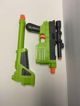 Hasbro NERF Star Wars Tobias Beckett Glowstrike Blaster - No Shoulder Stock - $34.65