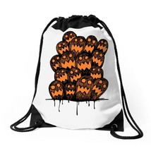 Halloween Ghost Drawstring Bags - $30.00