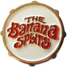 Banana Splits drum licensed very detailed pin badge,  Lapel Pin Badge in gift bo