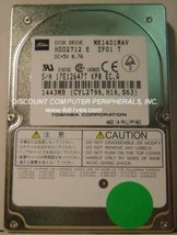 "Toshiba MK1401MAV HDD2712 1.4GB 2.5"" 12MM IDE Drive  Tested Good Free US... - $48.95"